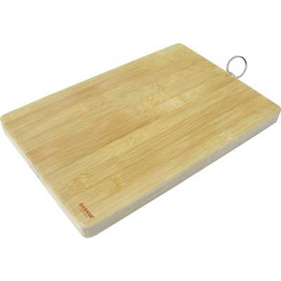 доска разделочная бамбук 25х2см bekker bk 9715