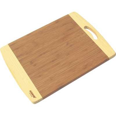 доска разделочная бамбук 35х25х1,8см bekker bk-9712.