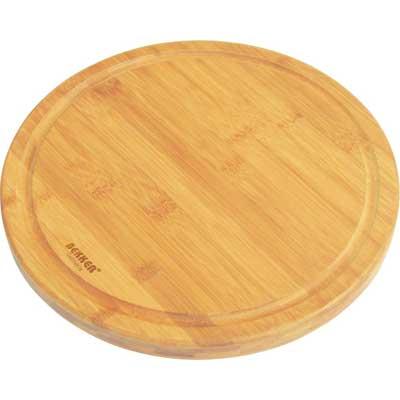 доска разделочная бамбук 30х2см bekker bk-9716