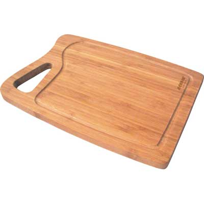доска разделочная бамбук 30х20х1,8см bekker bk-9718