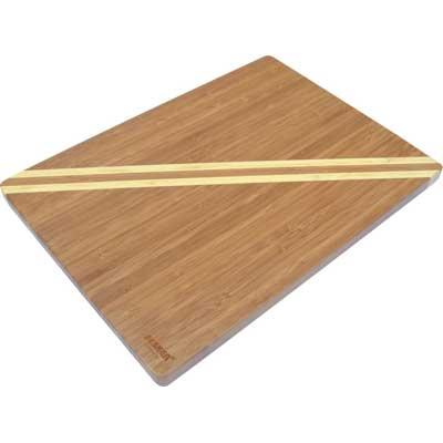 доска разделочная bekker bk-9723 30х20x1.8 бамбук
