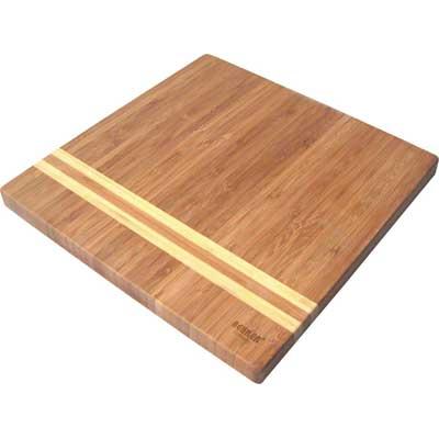 доска разделочная bekker bk-9725 25х25x1. 8 бамбук