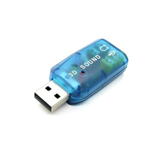 внешняя звуковая карта usb 3d sound card usb.