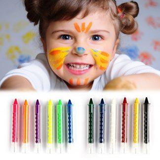 купить карандаши мелки маркеры для бодиарта.