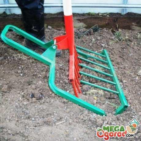 Чудо лопаты