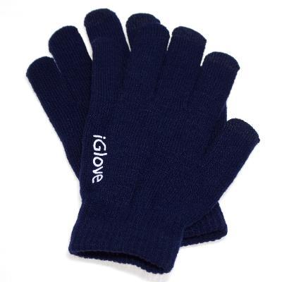 перчатки iglove для работы с емкостными экранами.