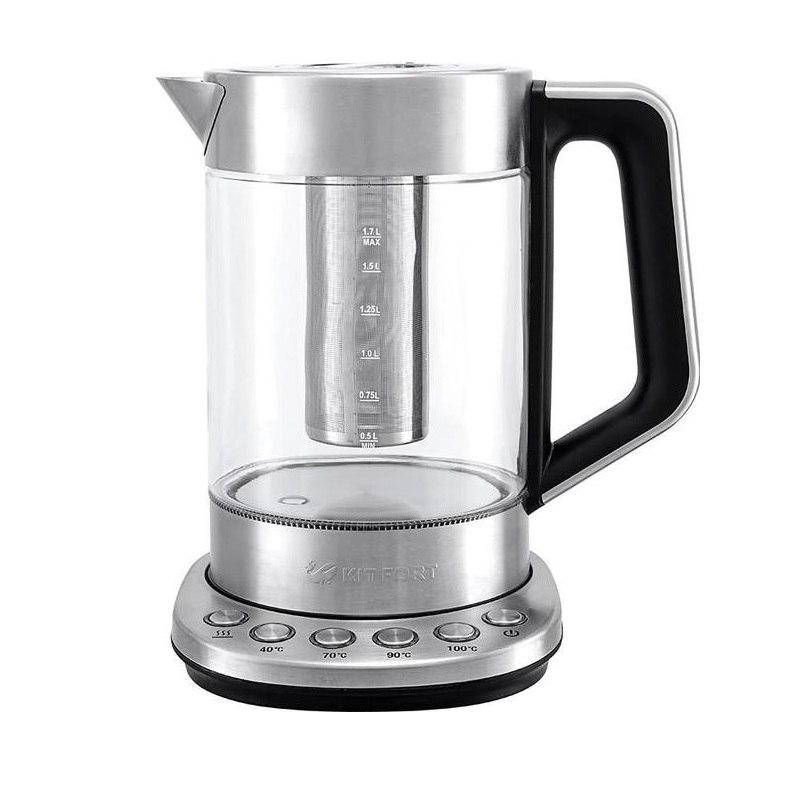 отзывы чайник kitfort kt-622 | электрочайники.