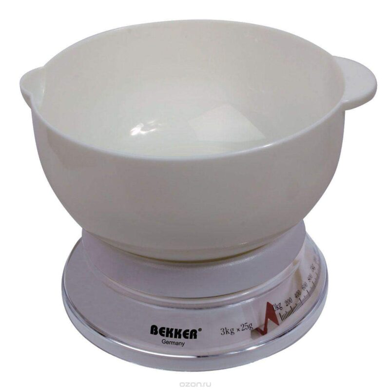 весы кухонные bekker bk-23, купить.