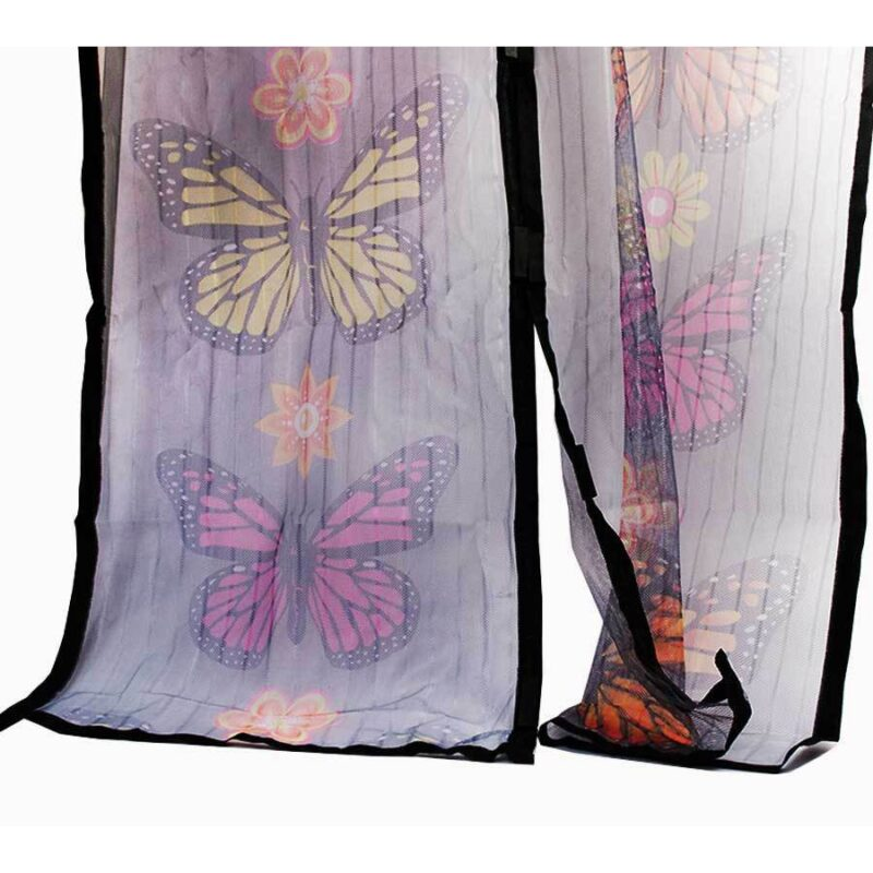 москитная сетка с бабочками - magic mesh butterfly, 18.