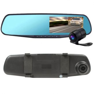 зеркало заднего вида с видеорегистратором vehicle.