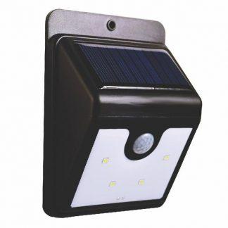 фонарь на солнечной батарее с датчиком движения.