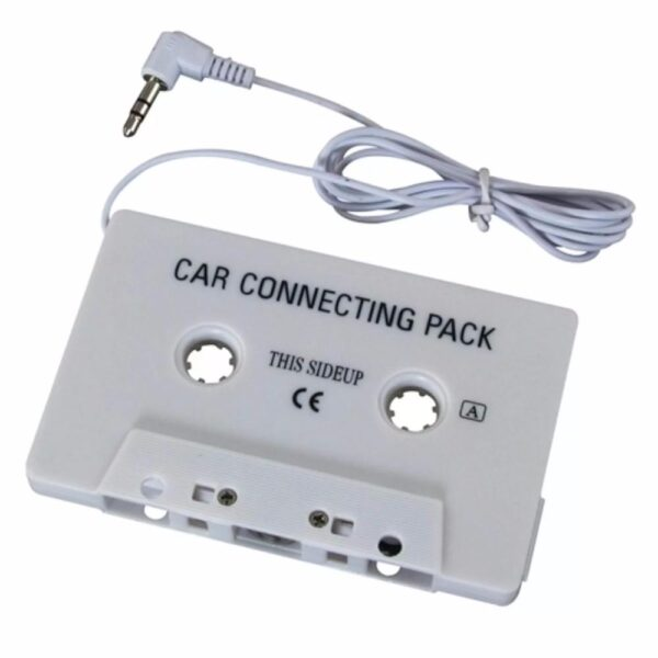 кассетный аукс адаптер для автомагнитолы