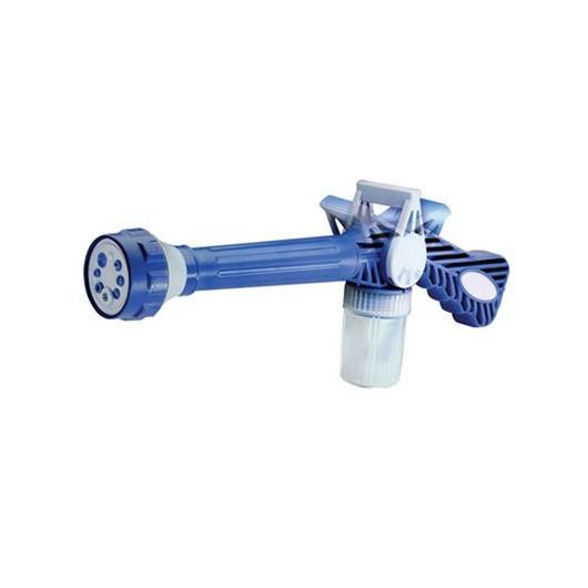 распылитель на шланг с емкостью для шампуня ez jet.