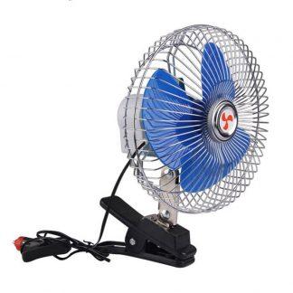 вентилятор для автомобиля на прищепке.