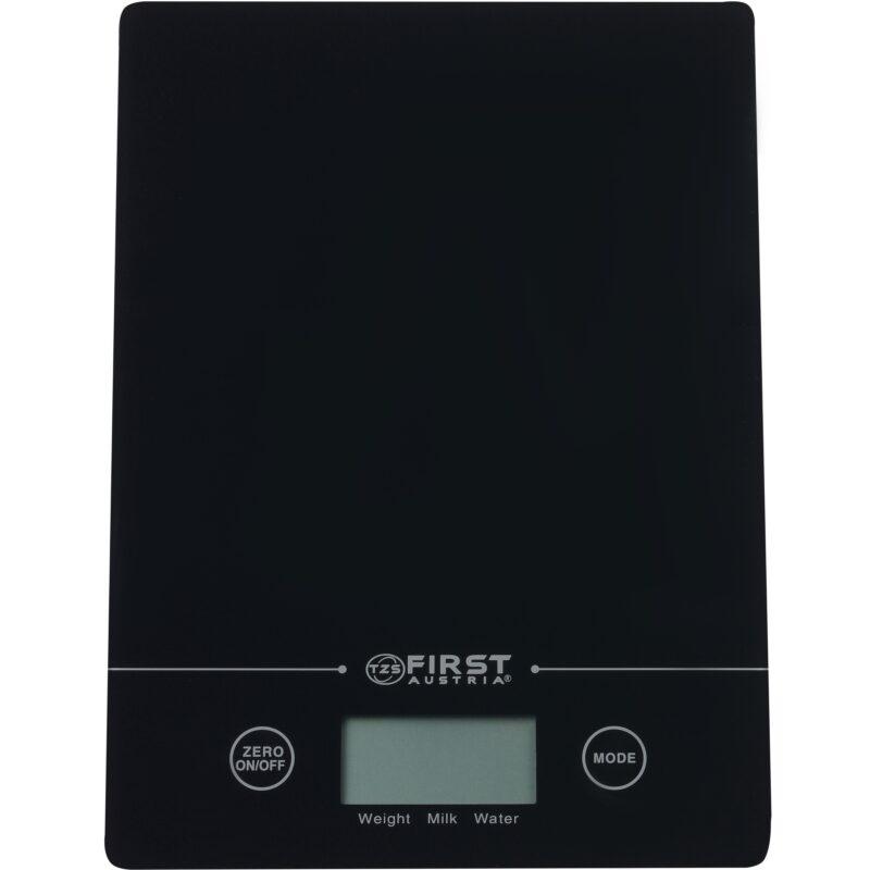 весы кухонные first fa-6400 black — надо брать!
