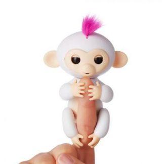 интерактивная обезьянка fingerlings baby monkey