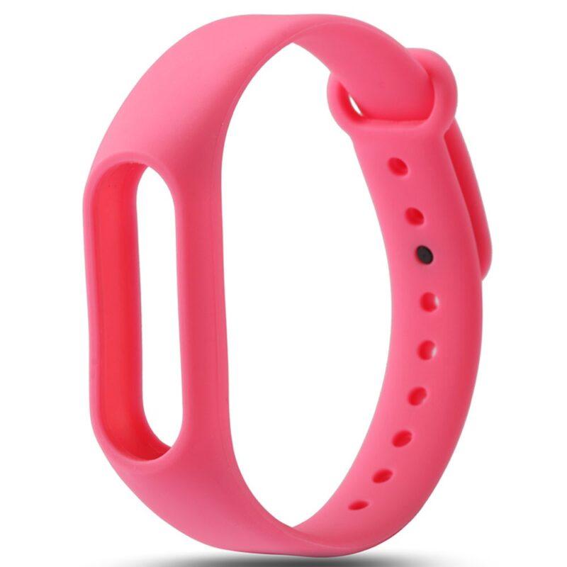 браслет для фитнес трекера, розовый gloryonika