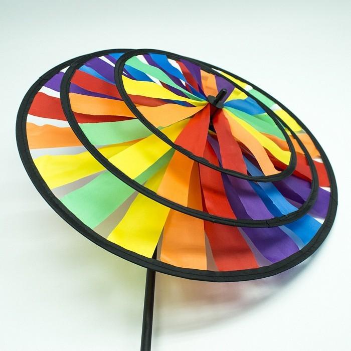 иллюстрации к игрушке ветряная мельница (цветная)