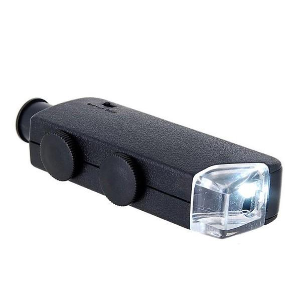 компактный микроскоп с подсветкой смотреть онлайн