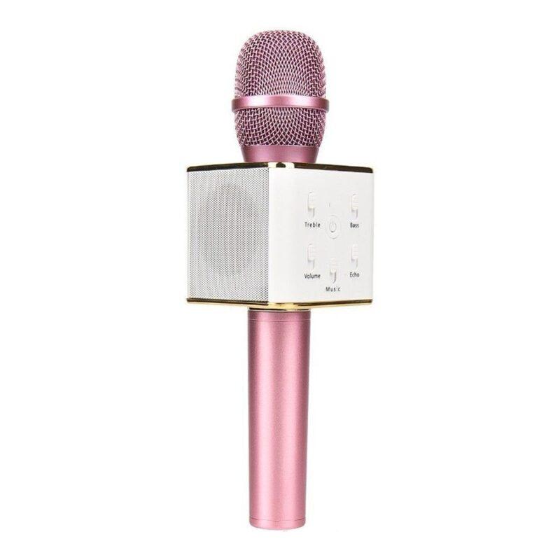 беспроводной микрофон для караоке tuxun.