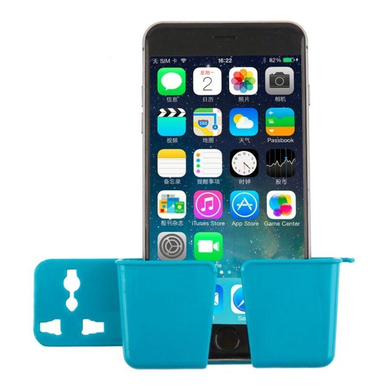 держатель для зарядки телефона - 2 шт, цвет микс.