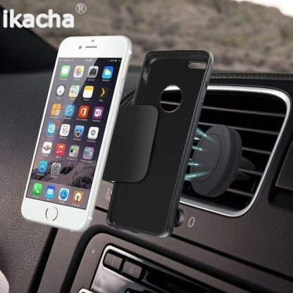 магнитный держатель для телефона в машину uf-a