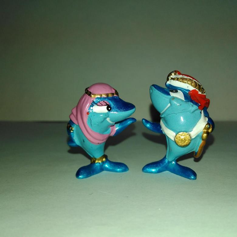 Игрушки 90-х