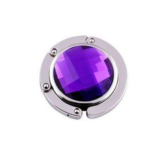 купить крючок для сумки jessie фиолетовый в интернет.