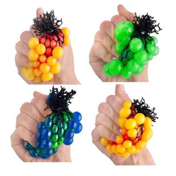 """стрессбол family fun """"жмяка мини"""" - игрушка, которая."""