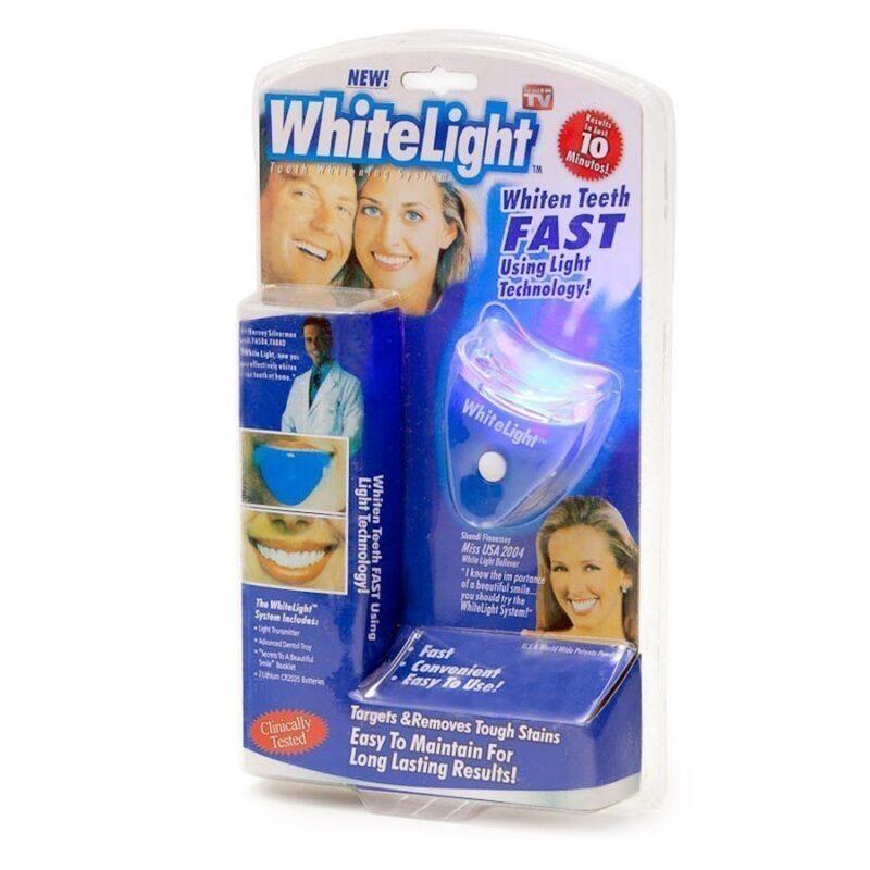 отзывы домашнее отбеливание зубов white light ».