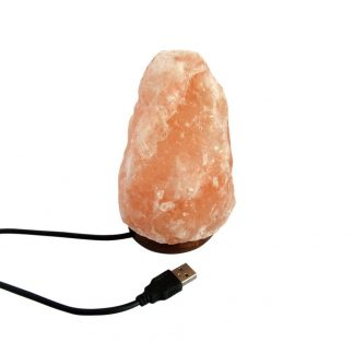 (солевая) соляная лампа скала xl (питание от usb)