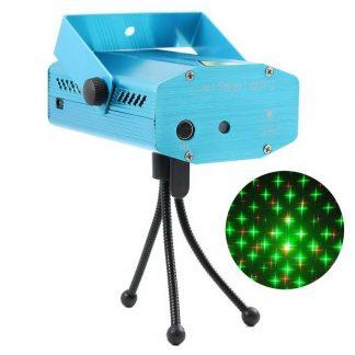 купить лазерный мини-проектор mini laser stage.