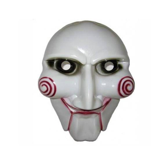 """макияж- маска из фильма """"пила"""""""