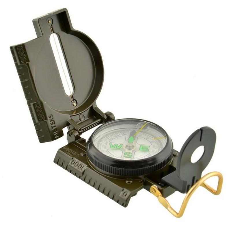 компас с визиром и линейкой art 4094 - купить оптом.