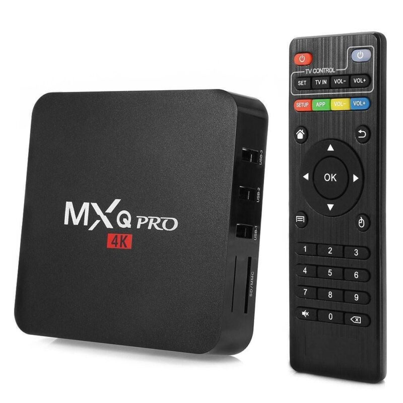 прошивка приставки android smart tv box mxq pro 4k