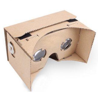 google cardboard vr - очки виртуальной реальности из.