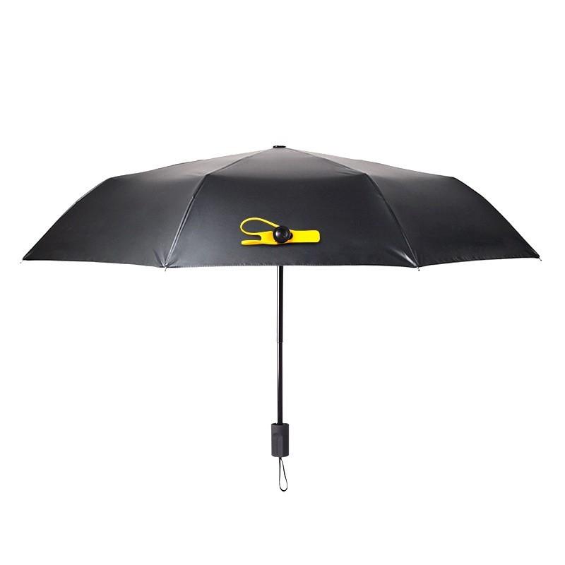 мини зонт black lemon, синий / зонты