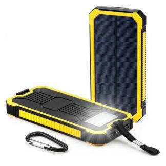 На солнечной батарее
