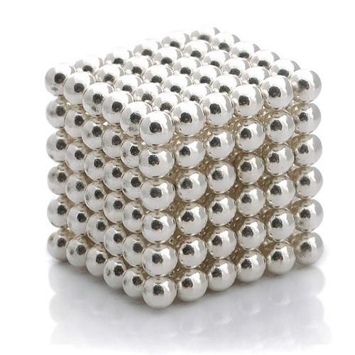 были магнитные шарики, а стал… просто куб.