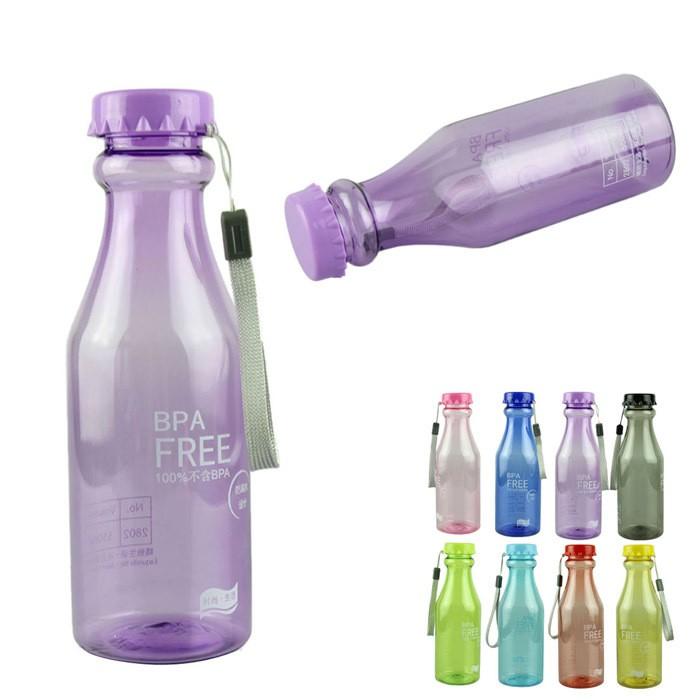 бутылка-фляга для фитнеса bpa free 350 мл оптом.