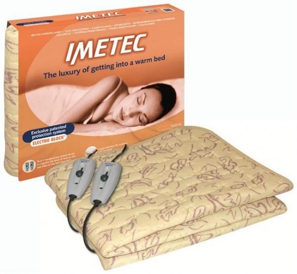 Одеяло и простыни с подогревом