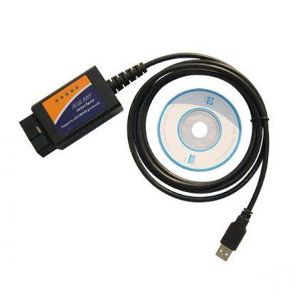 купить автосканер elm327 obd-ii obd2 bluetooth v1.5 mini