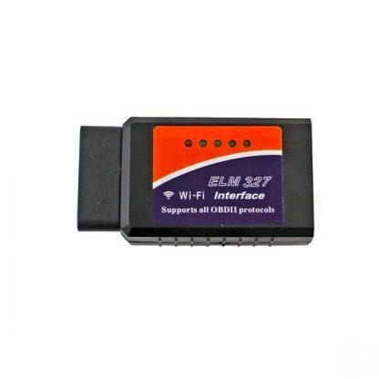 адаптер elm327 wi-fi v-gate белый v1.5