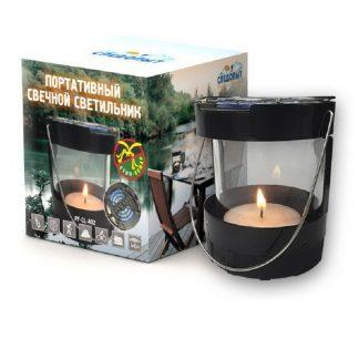 светильник свечной портативный с фумигатором.