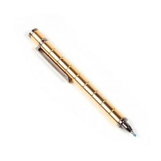 магнитная ручка polar pen - цвет золото , москва.