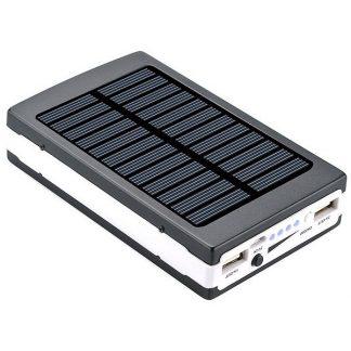 купить оптом 5000mah solar power bank. | dhgate