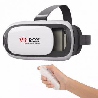 vr box шлем виртуальной реальности погружения.