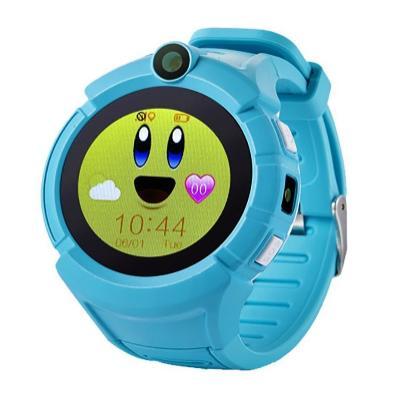 детские smart часы q610 c gps трекером