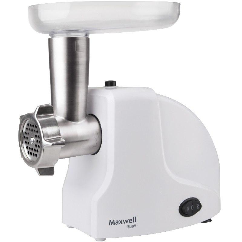 купить мясорубка maxwell mw-1263(w) по низким ценам.