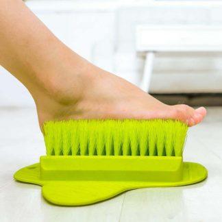 купить щётку для ног на присоске foot brush по лучшей.